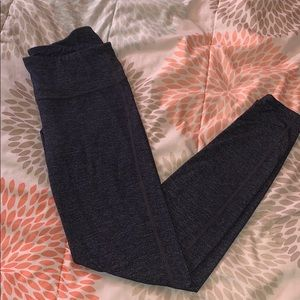 Dark blue Athleta leggings